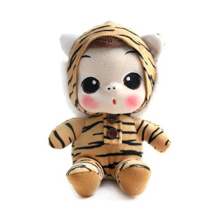 X판매종료X 동물 봉제인형-호랑이(18cm)