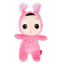봉제인형-핑크