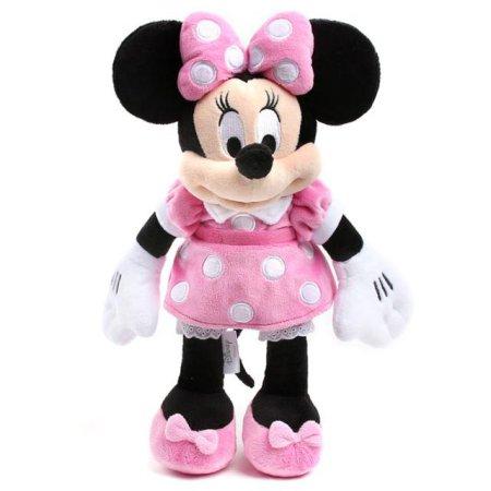 디즈니 미니마우스 인형-25cm(핑크)