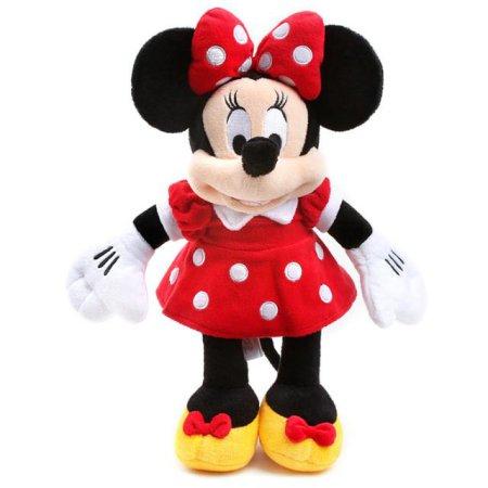 X판매종료X 디즈니 미니마우스 인형-25cm(레드)