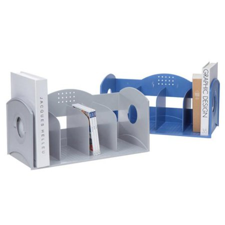 심플한 사무용품 멀티책꽂이4단 42117 블루