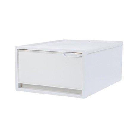 심플한 사무용품 서랍장 중형 68051 아이보리