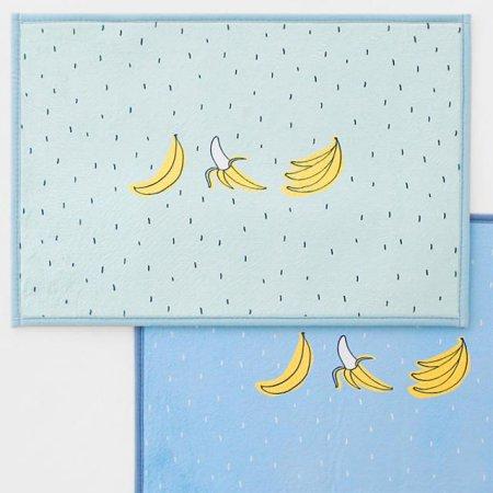 바나나 발매트 2종