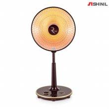 선풍기형 세라믹 전기히터 SEH-900BKK [3단계 온도조절 / 안전장치 / 3시간타이머]