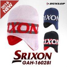 [2017년형]SRIXON 스릭슨正品 GAH-16028I 플리스 프리사이즈 비니모자 블랙