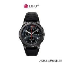 [LGU+]기어S3 프론티어 LTE [블랙][SM-R765L][선택약정/공시지원금 선택][완납가능]