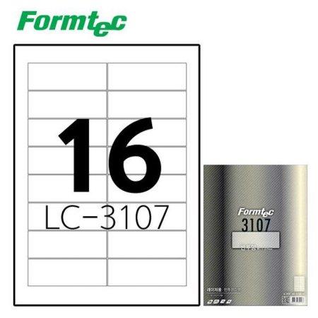 레이저 반투명 라벨 LC-3107 10매입