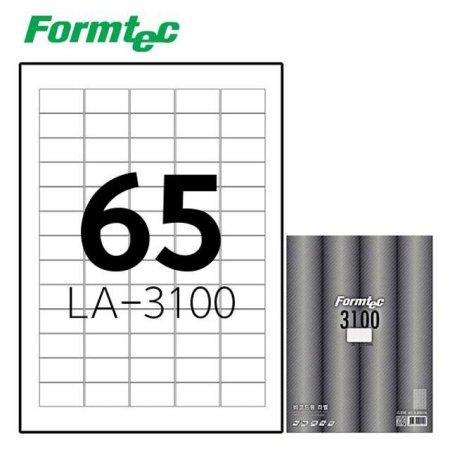 레이저 광택 라벨LA-3100 20매입