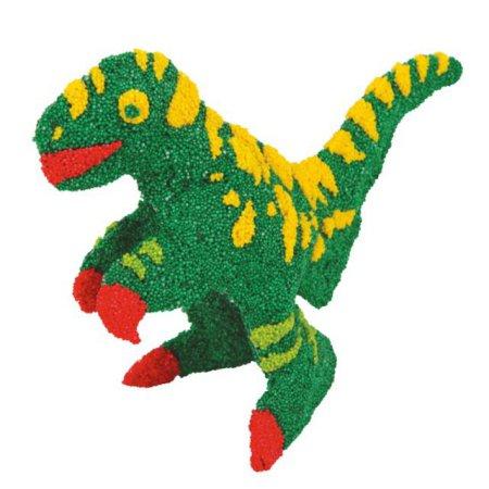 볼클레이 공룡 미니-티라노사우르스 1개