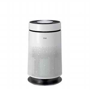 퓨리케어 360° 공기청정기 AS181DAW [58㎡ / Wifi / 5대가스 제거 / 극세필터 / 클린부스터]