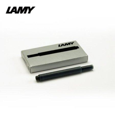 라미 잉크 카트리지 T10 5개입 T10 레드:1EA