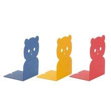 캐릭터 북앤드 곰돌이 1조(2개입) 파랑:1개