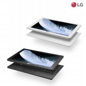 탭북 듀오 2in1 노트북 블랙/화이트 LG-10T360
