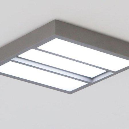 LED 피아노 방등 / 그레이