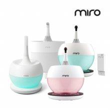 클린팟 완벽세척 초음파 가습기 MIRO-NR07S [5L / 시간당 500cc / 저소음 수면캡]