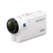 액션캠 FDR-X3000 [ 818만화소 / 4K 약 50분, HD 2시간 5분 / 마이크로SD / 60M 방수하우징 / 손떨림 보정기능 / 칼자이스렌즈 ]