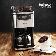 그라인드 앤 드립 커피머신 WS4266C
