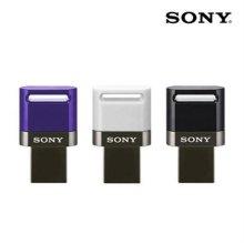 소니 OTG 메모리 16GB USM16SA_BLK [ 블랙 / 매탈소재의 강인한 내구성 / 휴대성 극대화 ]