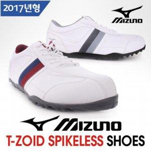 [2017년신제품]한국미즈노골프正品 T-ZOID 티조이드 스파이크리스 골프화+신발주머니증정