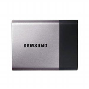 T3 외장SSD [ 250GB / 외장하드 대비 최대 4배 빠른 속도 / 컴팩트 디자인 / 다양한 스마트 기기 연결 ]