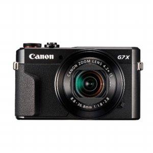 하이엔드 카메라 POWERSHOT G7 X MARK II [ 8GB 메모리+파우치 증정 ]