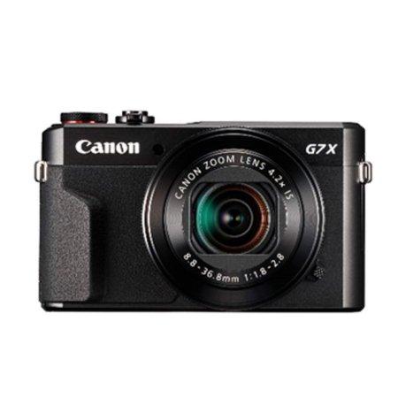 파워샷 G7 X MARK II 하이엔드 카메라 [블랙][16GB 메모리+파우치 증정]