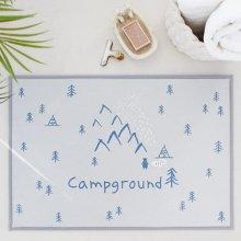 캠핑숲 발매트 (45x65cm)