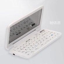 전자사전 BK-200 [ 4.8형 컬러 액정 / 터치 필기 인식 가능 / MP3 및 동영상 지원 ]