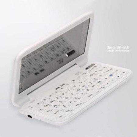 베스타 전자사전 BK-200 [ 4.8 컬러 액정 / 터치 필기 인식 가능 / MP3 및 동영상 지원 ]