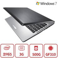 컴팩트 노트북 Q33시리즈 (코어i5/3G/500G/GF310/DVD멀티/13인치/Win7) 리퍼