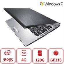 컴팩트 노트북 Q33시리즈 (코어i5/4G/SSD120G/GF310/DVD멀티/13인치/Win7) 리퍼
