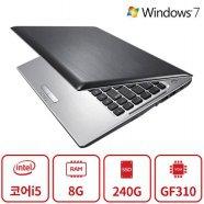 컴팩트 노트북 Q33시리즈 (코어i5/8G/SSD240G/GF310/DVD멀티/13인치/Win7) 리퍼