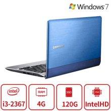 블루슬림 노트북 NT3시리즈 (코어i3-2367/4G/SSD128G/HD3000/11인치/Win7) 리퍼