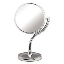 에스라인 양면 확대 거울 (실버) HM-465