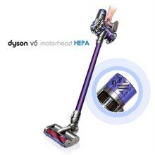 (3만원 상품권 증정 / 리뷰이벤트) 무선 스틱청소기 V6 모터헤드 헤파 MOTORHEAD HEPA