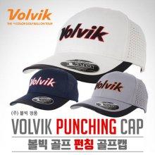 PUNCHING 펀칭 메쉬망사 자외선차단 골프캡 모자 네이비