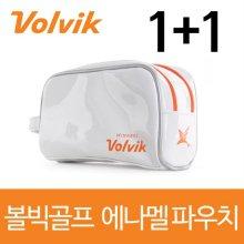 1+1 ★정품★ 투지퍼 올에나멜 파우치(선물용)
