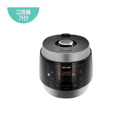 10인용 열판압력밥솥 실버 CRP-QS1010FS [풀스테인리스 분리형커버 / 음성안내 / 이중모션패킹]
