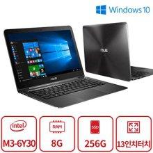 스모키블랙 노트북 UX35시리즈 [6세대 M3-6Y30 / 8GB / SSD 256GB]