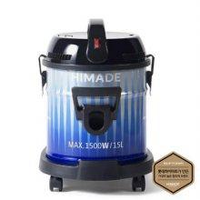 업소용 청소기 HV-15LO [1500W / 먼지통 15L ]