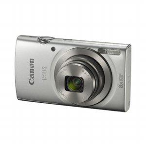 컴팩트 카메라 IXUS-185 [실버 / 2000만 화소 / 손떨림 방지]