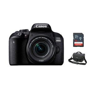 [16GB메모리+가방 증정] DSLR EOS-800D [본체+18-55mm STM] (정품)