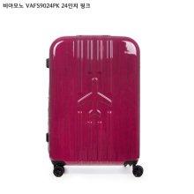 VAFS9024PK 핑크 24인치 수화물용 캐리어 여행가방