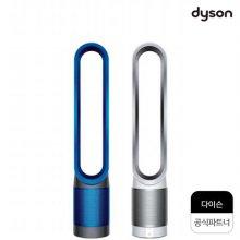 *필터증정* 최초의 ioT 공기청정 선풍기 퓨어쿨링크 TP-03 TP03 아이언 블루