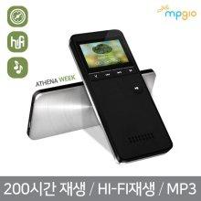 200시간 재생 WEEK MP3