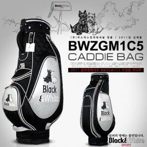 블랙앤화이트 BWZGM1C5 캐디백 [블랙] [여성용]