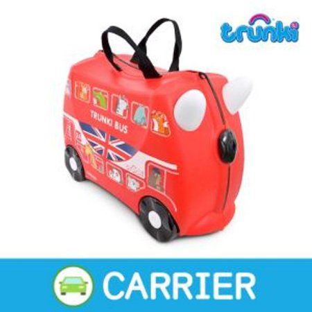 프리미엄 영국 아동용캐리어 버스