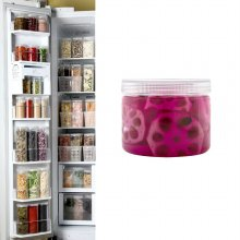 냉장고수납용기 원형 특소형