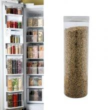냉장고수납용기 원형 특대(특1호) 1개