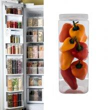 냉장고수납용기 사각1호 1개